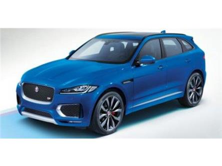 2020 Jaguar F-PACE 25t Checkered Flag (Stk: J0548) in Ajax - Image 1 of 2
