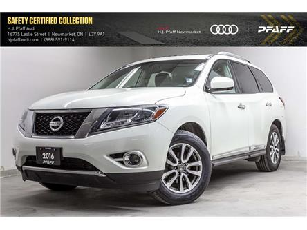 2016 Nissan Pathfinder SL (Stk: 53354A) in Newmarket - Image 1 of 22