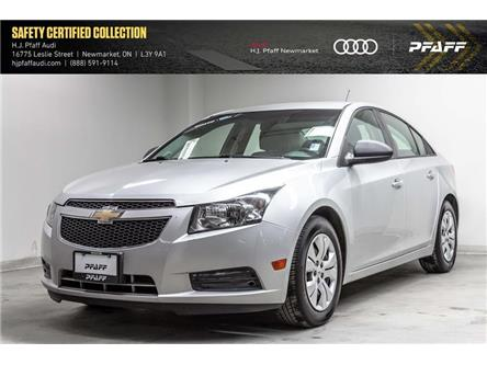 2013 Chevrolet Cruze LS (Stk: 53361AA) in Newmarket - Image 1 of 18