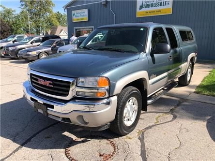 2006 GMC Sierra 1500 SLE (Stk: 74395) in Belmont - Image 1 of 16
