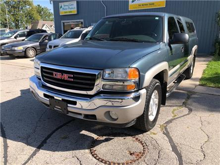 2006 GMC Sierra 1500 SLE (Stk: 74395) in Belmont - Image 2 of 16