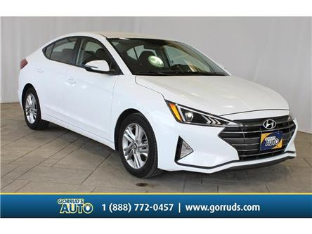 2019 Hyundai Elantra Preferred (Stk: 814988) in Milton - Image 1 of 42