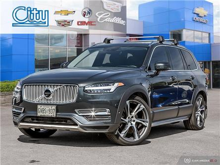 2019 Volvo XC90 Hybrid T8 Inscription (Stk: HGL14466) in Toronto - Image 1 of 27