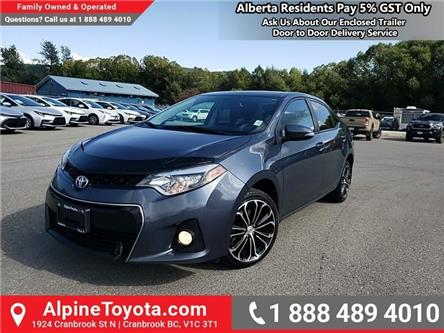 2015 Toyota Corolla S (Stk: C003478A) in Cranbrook - Image 1 of 23