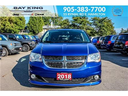 2018 Dodge Grand Caravan Crew (Stk: 6926R) in Hamilton - Image 2 of 22