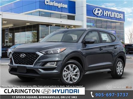 2020 Hyundai Tucson Preferred w/Sun & Leather Package (Stk: 19715) in Clarington - Image 1 of 24