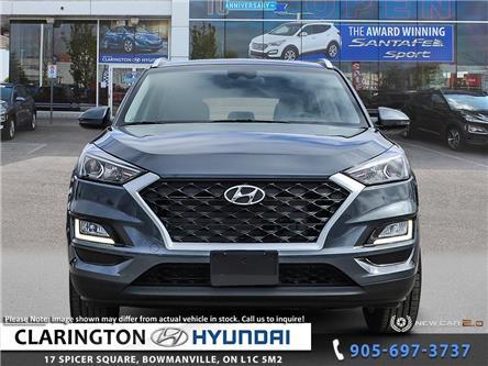 2020 Hyundai Tucson Preferred w/Sun & Leather Package (Stk: 19715) in Clarington - Image 2 of 24