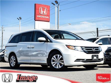 2015 Honda Odyssey EX-L (Stk: 9V39A) in Hamilton - Image 1 of 22