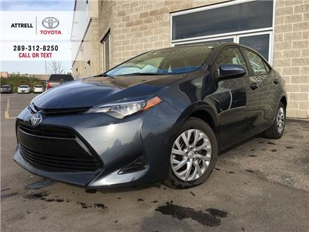 2019 Toyota Corolla LE KEYLESS, BLUETOOTH, HEATED SEATS, TOYOTA SAFETY (Stk: 8775) in Brampton - Image 1 of 26