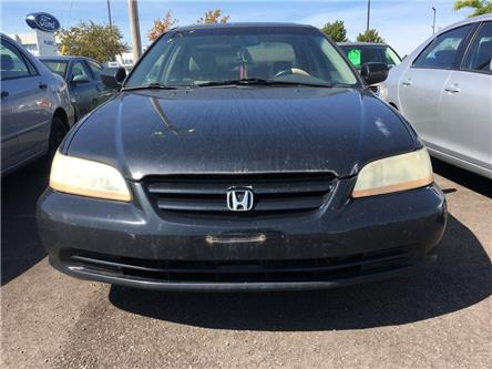 2002 Honda ACCORD SDN SE SUNROOF, ALLOY WHEELS, SPOILER, HEATED SEATS, K (Stk: 44929A) in Brampton - Image 2 of 8