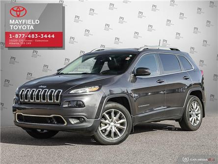 2017 Jeep Cherokee Limited (Stk: 1901772A) in Edmonton - Image 1 of 20