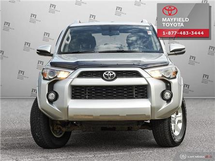 2015 Toyota 4Runner SR5 V6 (Stk: 1902166A) in Edmonton - Image 2 of 16
