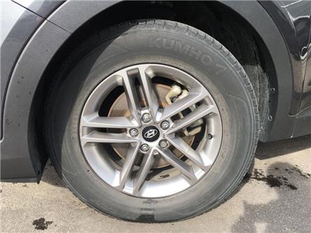 2017 Hyundai Santa Fe Sport AWD ALLOYS, NAVI, BACK CAM, HEATED SEAT, FOG, SUNR (Stk: 45597A) in Brampton - Image 2 of 26