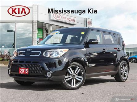 2015 Kia Soul SX Luxury (Stk: 2389P) in Mississauga - Image 1 of 26