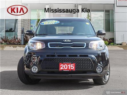 2015 Kia Soul SX Luxury (Stk: 2389P) in Mississauga - Image 2 of 26