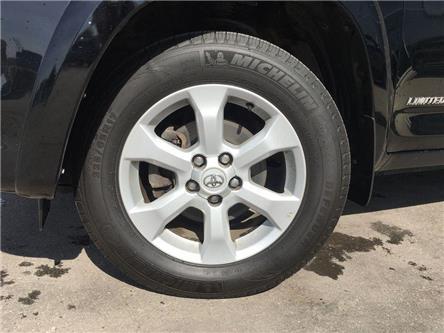 2011 Toyota RAV4 LIMITED V6 SUNROOF, ALLOYS, FOG, POWER HEATED SEAT (Stk: 44621B) in Brampton - Image 2 of 28