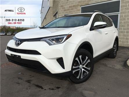 2016 Toyota RAV4 LE FWD UPGRADE PKG, HEATED SEATS, BACK UP CAMERA, (Stk: 45628A) in Brampton - Image 1 of 24