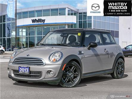2013 MINI Hatch Cooper (Stk: 190508A) in Whitby - Image 1 of 27