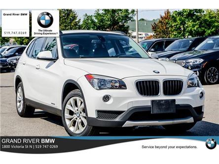 2013 BMW X1 xDrive28i (Stk: 34324A) in Kitchener - Image 1 of 20