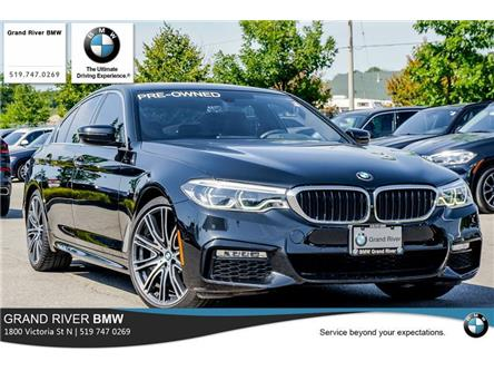 2018 BMW 540d xDrive (Stk: PW5013) in Kitchener - Image 1 of 22