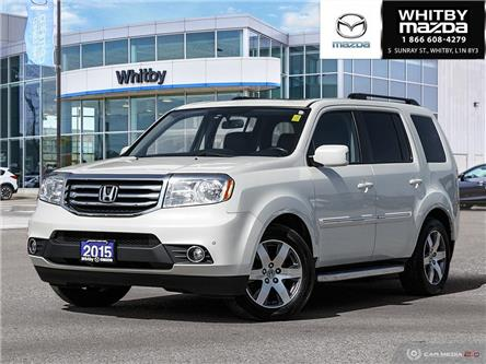 2015 Honda Pilot Touring (Stk: 190096A) in Whitby - Image 1 of 27