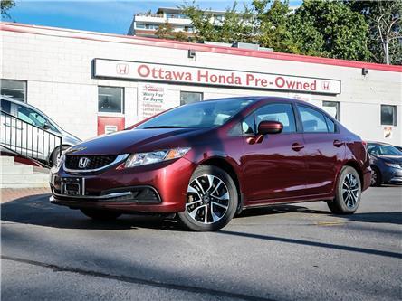 2014 Honda Civic EX (Stk: H7914-0) in Ottawa - Image 1 of 26