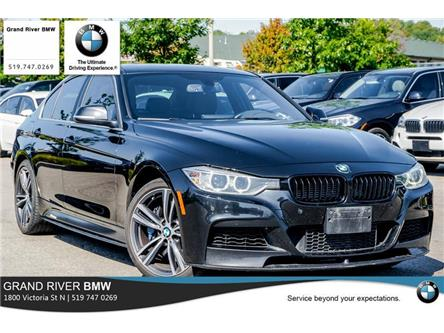 2015 BMW 335i xDrive (Stk: PW5035) in Kitchener - Image 1 of 22
