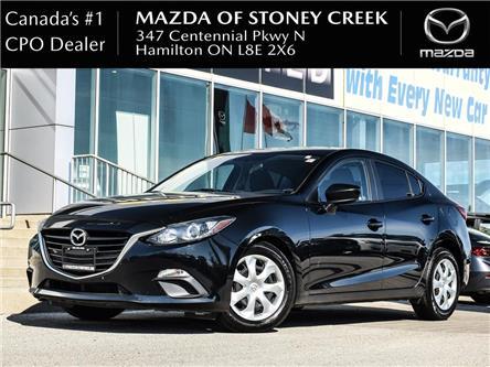 2016 Mazda Mazda3 GX (Stk: SU1394) in Hamilton - Image 1 of 24