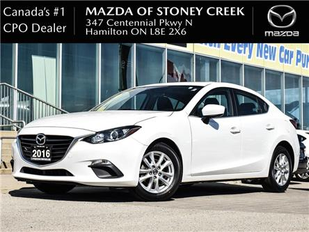 2016 Mazda Mazda3 GS (Stk: SU1395) in Hamilton - Image 1 of 22