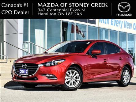 2017 Mazda Mazda3 SE (Stk: SU1412) in Hamilton - Image 1 of 23