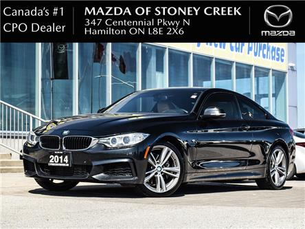 2014 BMW 435i xDrive (Stk: SU1388AA) in Hamilton - Image 1 of 24