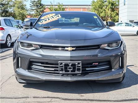 2017 Chevrolet Camaro  (Stk: W0206) in Burlington - Image 2 of 22