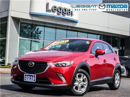 2016 Mazda CX-3  (Stk: 2000LT) in Burlington - Image 1 of 23