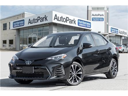 2019 Toyota Corolla SE (Stk: ) in Mississauga - Image 1 of 20