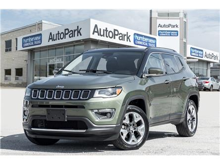 2018 Jeep Compass Limited (Stk: ) in Mississauga - Image 1 of 21