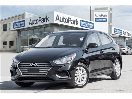 2019 Hyundai Accent ESSENTIAL (Stk: ) in Mississauga - Image 1 of 18