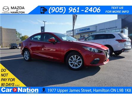 2015 Mazda Mazda3 GS (Stk: HU887) in Hamilton - Image 1 of 34