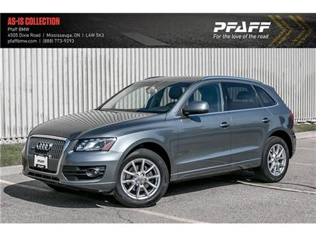 2012 Audi Q5 2.0T Premium Plus (Stk: 22009A) in Mississauga - Image 1 of 22