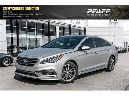 2016 Hyundai Sonata 2.0T Sport Ultimate (Stk: 22248A) in Mississauga - Image 1 of 22
