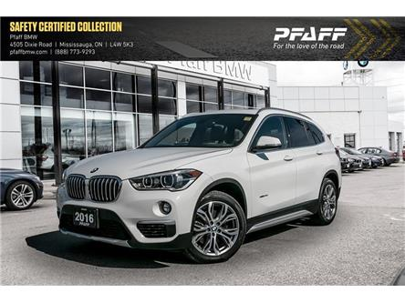 2016 BMW X1 xDrive28i (Stk: 22396A) in Mississauga - Image 1 of 22
