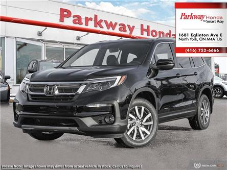 2020 Honda Pilot EX (Stk: 23003) in North York - Image 1 of 22