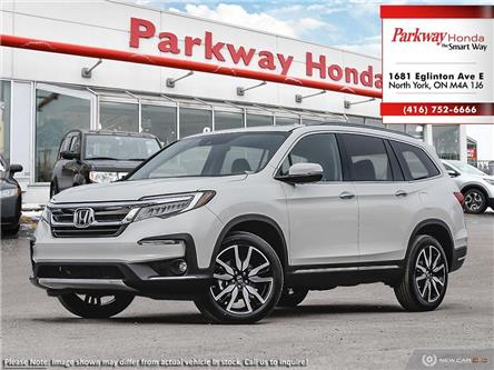2020 Honda Pilot Touring 8P (Stk: 23009) in North York - Image 1 of 23