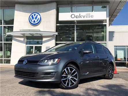 2016 Volkswagen Golf Sportwagon 1.8 TSI (Stk: 6014V) in Oakville - Image 1 of 19