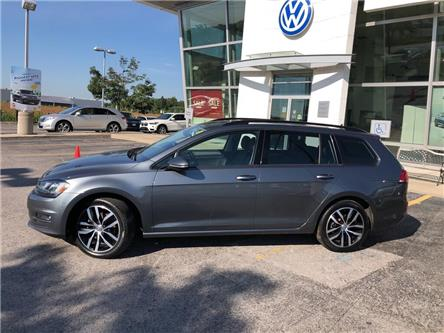 2016 Volkswagen Golf Sportwagon 1.8 TSI (Stk: 6014V) in Oakville - Image 2 of 19