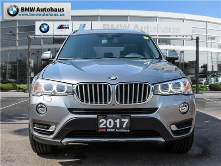 2017 BMW X3 xDrive35i (Stk: P9112) in Thornhill - Image 2 of 29