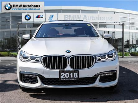2018 BMW 750i xDrive (Stk: P9120) in Thornhill - Image 2 of 32