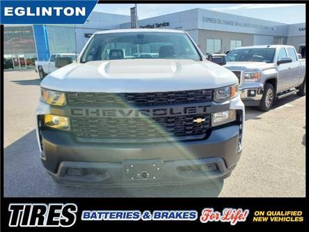 2019 Chevrolet Silverado 1500 Work Truck (Stk: KG246555) in Mississauga - Image 2 of 16