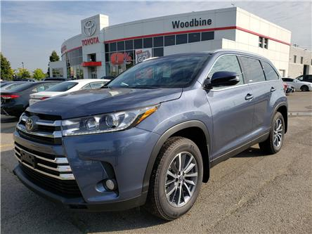 2019 Toyota Highlander XLE (Stk: 9-1229) in Etobicoke - Image 1 of 12