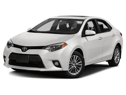 2016 Toyota Corolla LE (Stk: 16-41564GL) in Georgetown - Image 1 of 10