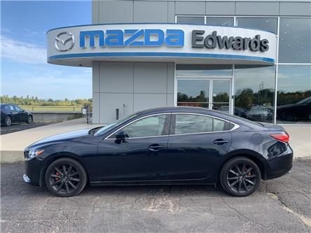 2017 Mazda MAZDA6 GS (Stk: 22006) in Pembroke - Image 1 of 12